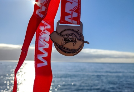 Medaille Mini Marathon Funchal